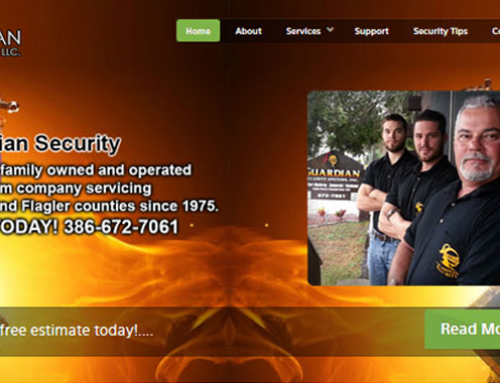 Valorbound Web Studios is proud to introduce Guardian Security